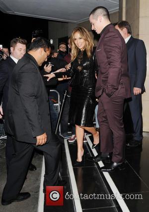 Jennifer Lopez, Jenifer Lopez and Casper Smart
