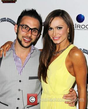 Karina Smirnoff and Guest