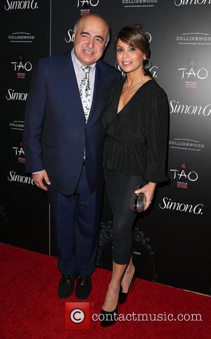 Simon G and Paula Abdul