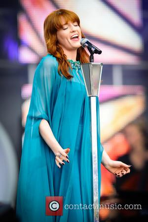 Florence Welch, Florence and The Machine - Chime for Change concert at Twickenham Stadium - London, United Kingdom - Saturday...