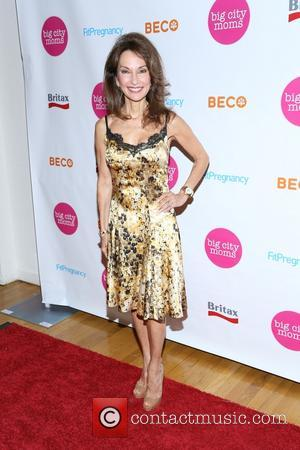 Susan Lucci - 16th annual Big City Moms Biggest Baby Shower Ever at Metropolitan Pavilion - Arrivals - New York...