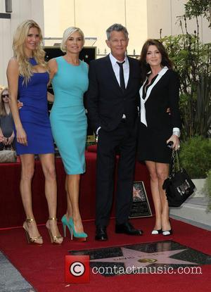 Brandi Glanville, Yolanda Hadid, David Foster and Lisa Vanderpump
