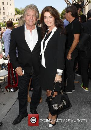 Ken Todd and Lisa Vanderpump