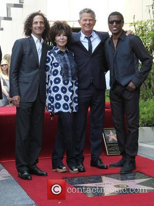 Kenny G, Carole Bayer Sager, David Foster and Kenneth 'babyface' Edmonds