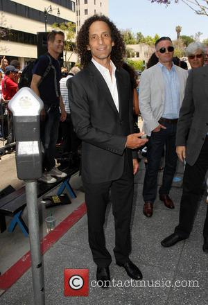 Kenny G - David Foster Honored With Star On The Hollywood Walk Of Fame - Hollywood, California, United States -...