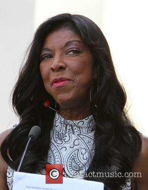 Natalie Cole - David Foster Honored With Star On The Hollywood Walk Of Fame - Hollywood, California, United States -...