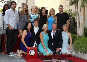 Yolanda Hadid, David Foster and Family