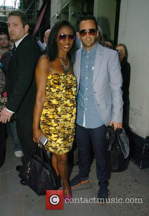 Beverley Knight and James O'Keefe - An Evening With Al Pacino at The London Palladium - Outside Arrivals - London,...