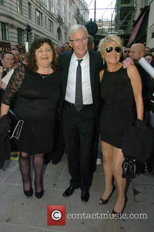 Paul O'grady, Cheryl Fergison and Linda Henry