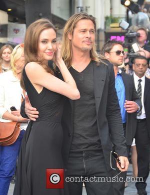 Angelina Jolie Thrills Fans At World War Z London Premiere
