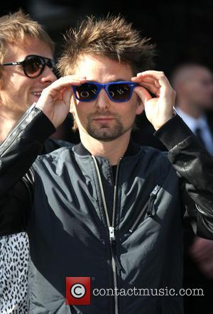 Matthew Bellamy and Muse