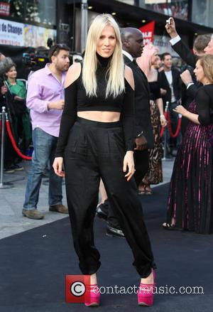 Natasha Bedingfield - UK film premiere of 'World War Z' held at Empire Leicester Square - Arrivals - London, United...