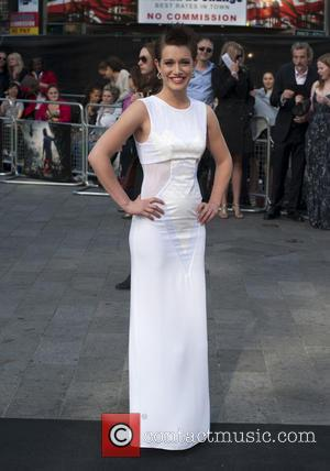 Daniella Kertesz - UK film premiere of 'World War Z' held at Empire Leicester Square - Arrivals - London, England,...