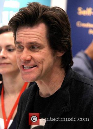 Jim Carrey - American Book Expo