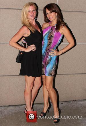 Patricia Kara and Ariana Savalas