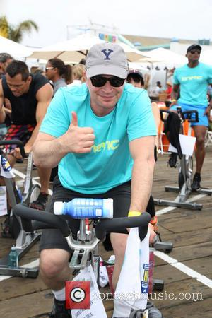 Joshua Malina - 2nd Annual Pedal On The Pier Event Benefiting The Harold Robinson Foundation in Beverly Hills - Los...