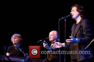 The Zombies, Rod Argent, Colin Blunstone and Jim Rodford