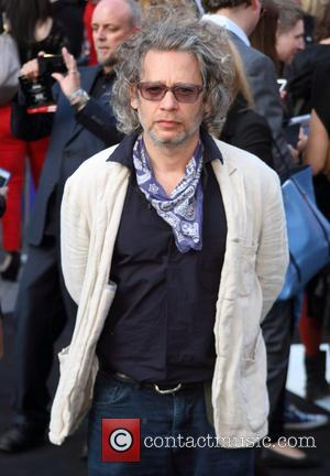 Dexter Fletcher - UK film premiere of 'World War Z' held at Empire Leicester Square - Arrivals - London, United...