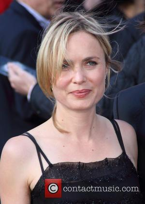Radha Mitchell - UK film premiere of 'World War Z' held at Empire Leicester Square - Arrivals - London, United...
