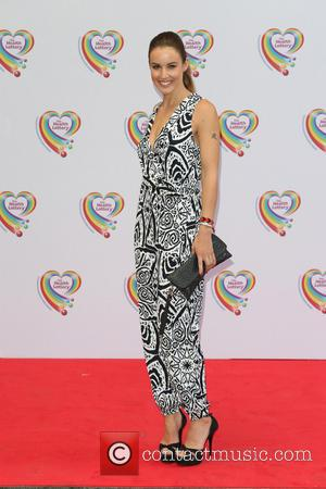 Charlie Webster - The Health Lottery Tea Party held at the Savoy - Arrivals - London, United Kingdom - Sunday...
