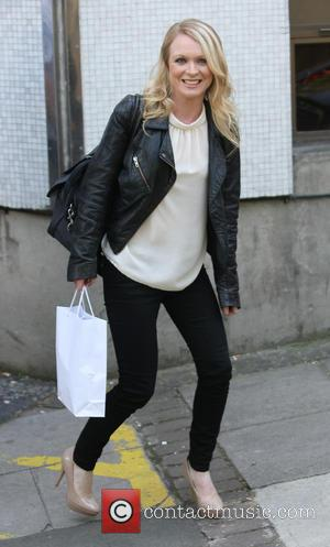 Michelle Hardwick - Celebrities at the ITV Studios - London, United Kingdom - Monday 3rd June 2013
