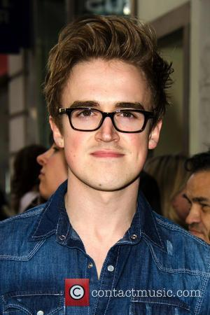 Tom Fletcher - 'The West End Men' Opening night at the Vaudeville Theatre - Arrivals - London, United Kingdom -...
