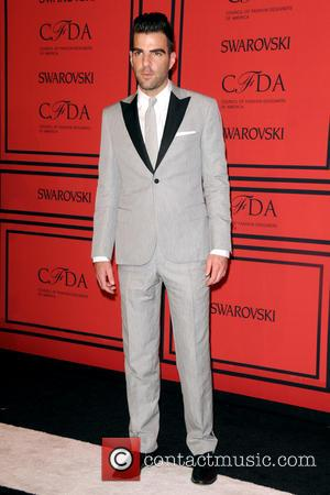 Zachary Quinto - 2013 CFDA Awards - arrivals - New York City, United States - Monday 3rd June 2013