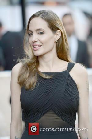 ANGELINA JOLIE - 'World War Z' premiere at the UGC cinema - Arrivals - London, United Kingdom - Monday 3rd...