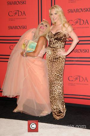 Betsey Johnson and Lulu Johnson - 2013 CFDA Awards - arrivals - Manhattan, NY, United States - Tuesday 4th June...