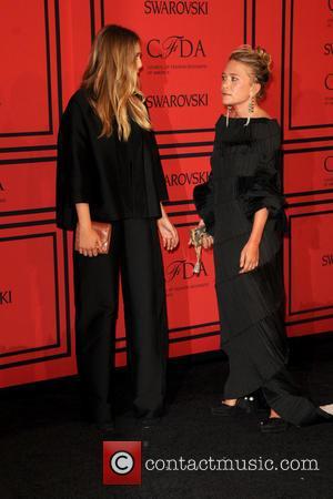 Elizabeth Olsen and Mary Kate Olsen