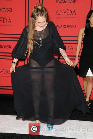 Jemima Kirke - 2013 CFDA Awards - arrivals - Manhattan, NY, United States - Tuesday 4th June 2013