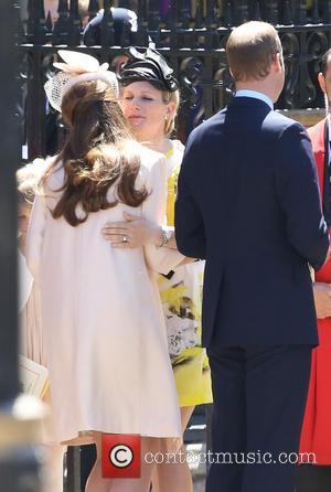 Catherine, Duchess Of Cambridge, Kate Middleton, Prince William, Duke Of Cambridge and Zara Phillips