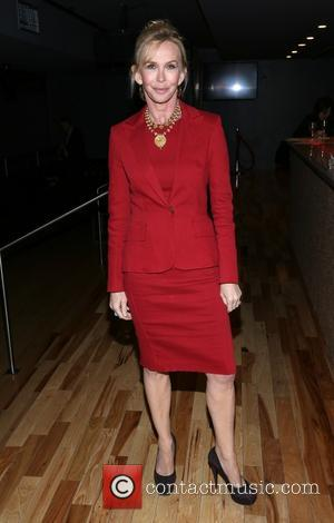 Trudie Styler - Culture Project Gala opening of newly named Lynn Redgrave Theatre at Stage 48 - new york, NY,...