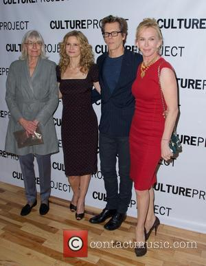 Vanessa Redgrave, Kyra Sedgwick, Kevin Bacon and Trudie Styler