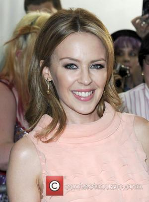 Kylie Minogue - Glamour Women Of The Year Award