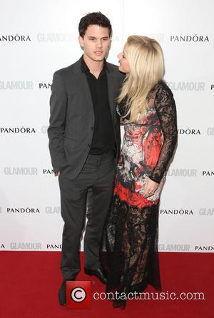 Jeremy Irvine and Ellie Goulding - Glamour Women Of The Year Awards held at Berkeley Square Gardens - Arrivals -...