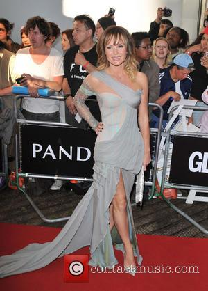 Amanda Holden - Glamour Women Of The Year Awards held at Berkeley Square Gardens- Arrivals - London, United Kingdom -...