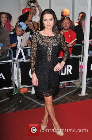 Kirsty Gallacher - Glamour Women Of The Year Awards held at Berkeley Square Gardens - Arrivals - London, United Kingdom...