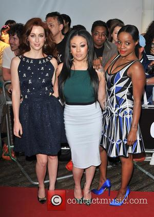 Sugababes - Glamour Women Of The Year Awards held at Berkeley Square Gardens - Arrivals - London, United Kingdom -...