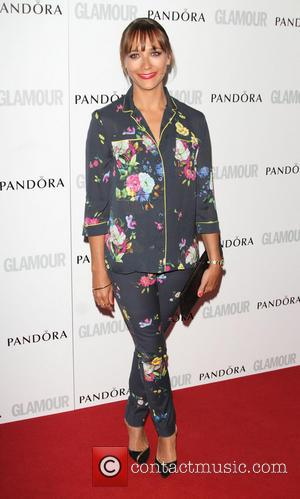 Rashida Jones - The Glamour Women of the Year Awards 2013 - Inside Arrivals - London, United Kingdom - Tuesday...