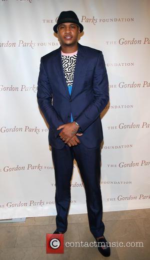 Carmelo Anthony - 2013 Gordon Parks Foundation Awards at The Plaza Hotel - Arrivals - New York, NY, United States...