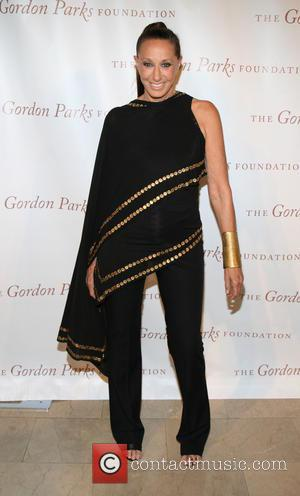 Donna Karan - 2013 Gordon Parks Foundation Awards at The Plaza Hotel - Arrivals - New York, NY, United States...