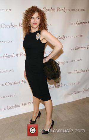 Bernadette Peters - 2013 Gordon Parks Foundation Awards at The Plaza Hotel - Arrivals - New York, NY, United States...