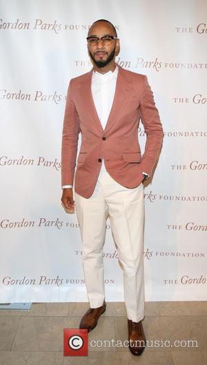 """Kasseem """"Swizz Beats"""" Dean - 2013 Gordon Parks Foundation Awards at The Plaza Hotel - Arrivals - New York, NY,..."""
