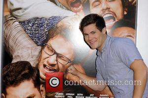 Adam DeVine - Los Angeles premiere of 'This Is The End' held at the Regency Village Theatre - CA, United...