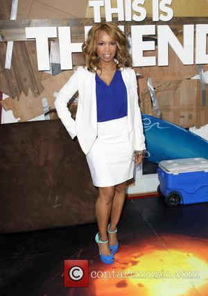 Elise Neal - Los Angeles premiere of 'This Is The End' held at the Regency Village Theatre - Westwood, California,...