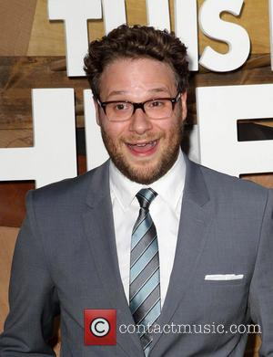Seth Rogen, This Is The End Premiere