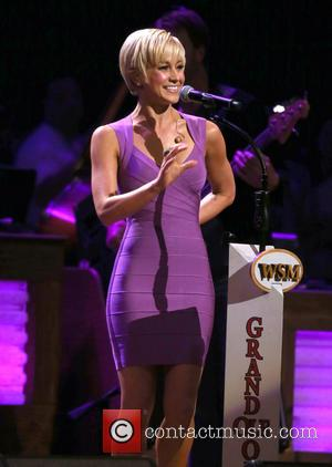 Kellie Pickler - Keith Urban, Kellie Pickler and Rascal Flatts appear at the Grand Ole Opry Live at the Grand...