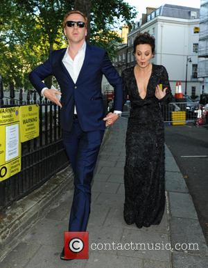 Damian Lewis and Helen McCrory - Glamour Magazine Women Of The Year Awards 2013 - Outside Arrivals - London, United...