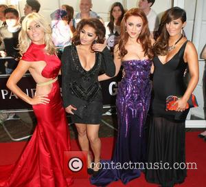 Mollie King, Vanessa White, Una Healy, Frankie Sandford and The Saturdays